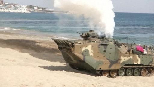 North Korea warns of pre-emptive 'blitzkrieg strike' against the South