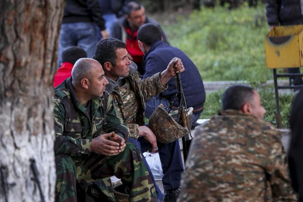 Ceasefire holds in contested Armenia-Azerbaijan border region