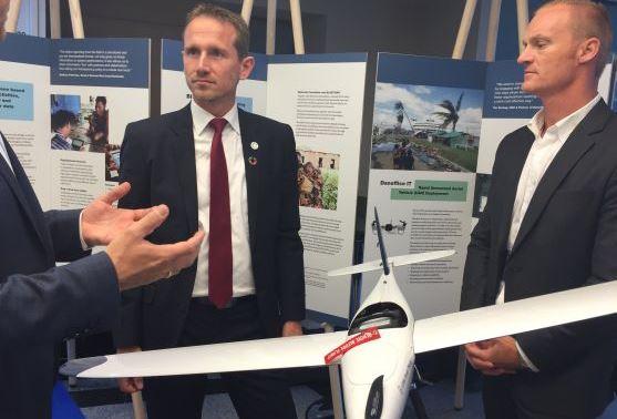 Denmark Part of New Humanitarian Efforts