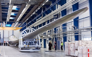 World's Longest Wind Turbine Blade Unveiled in Denmark