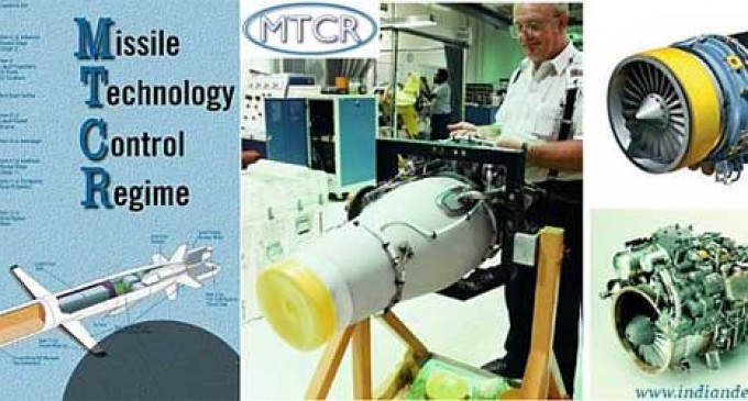 India Finally Joins Missile Technology Control Regime