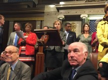 Democrats Continue House Sit-in Demanding Vote on Gun Control