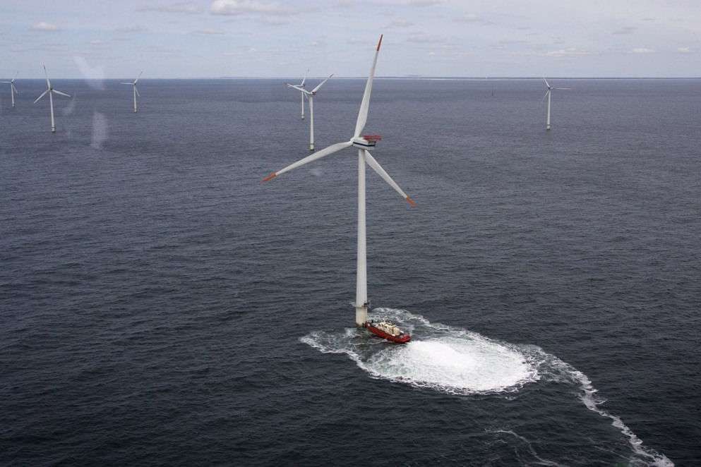 Vattenfall to Build € 1 bn Offshore Wind Farm in Denmark