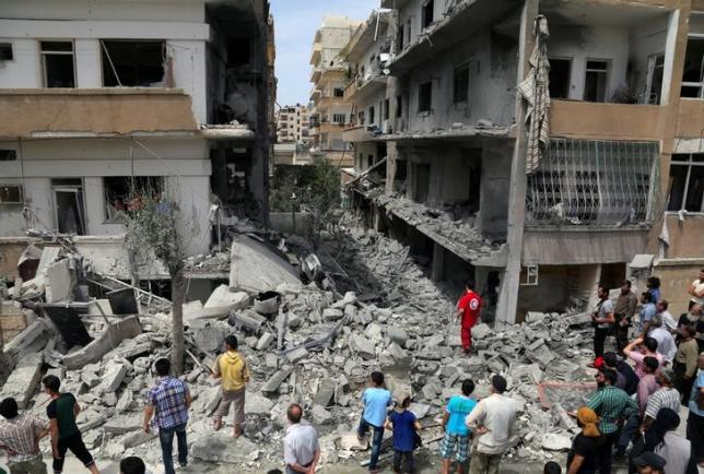 Russia Calls for Swift Resumption of Syria Peace Talks