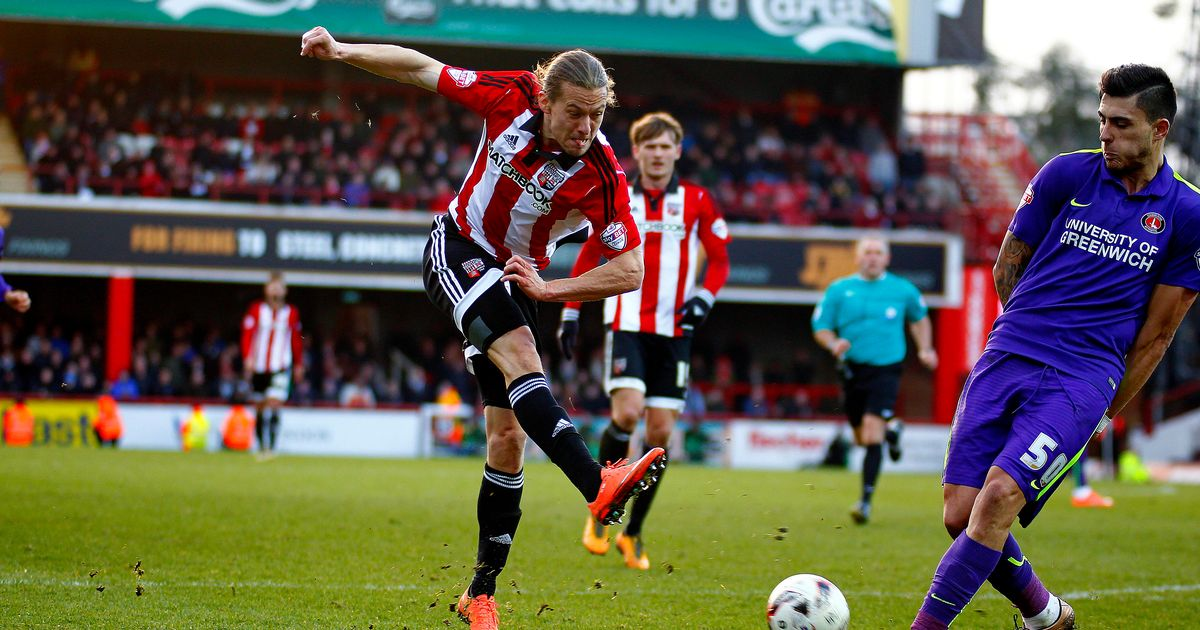 Brentford Forward Lasse Vibe Discusses Olympic Call, Danish Heroes and Prospect of Facing Neymar