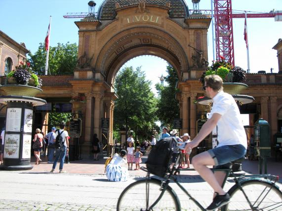 Wary of turmoil in holiday hotspots, Germans flock to 'safe' Denmark