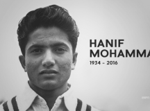 Cricket: Pakistan Legend Hanif Mohammed Dies in Karachi