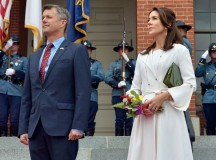 Danish Crown Prince and Princess Visit Massachusetts Statehouse