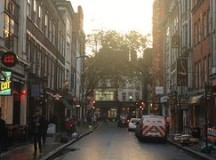 The future of Denmark Street: rebirth opportunity or dystopian hell?