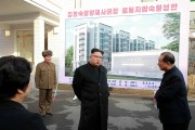 United States, North Korea trade warnings over ICBMs