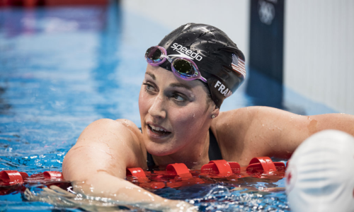 Denmark's Pernille Blume crushes Day 1 of Edinburgh International Swim Meet