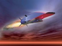Air Force bosses reveal they want hypersonic missiles within five years - and technology could see planes travel from New York to London in an HOUR Bosses hope technology could be ready to use by 2020  WaveRider prototype has already flown fur times and hit Mach 5.1   Read more: http://www.dailymail.co.uk/sciencetech/article-3091715/Air-Force-bosses-reveal-want-hypersonic-missiles-five-years-technology-planes-travel-New-York-London-HOUR.html#ixzz4cQeoVqWR  Follow us: @MailOnline on Twitter | DailyMail on Facebook