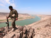 U.S.-backed troops capture Syrian airbase from ISIS