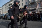 Kremlin bans 'Open Russia' movement ahead of weekend protests