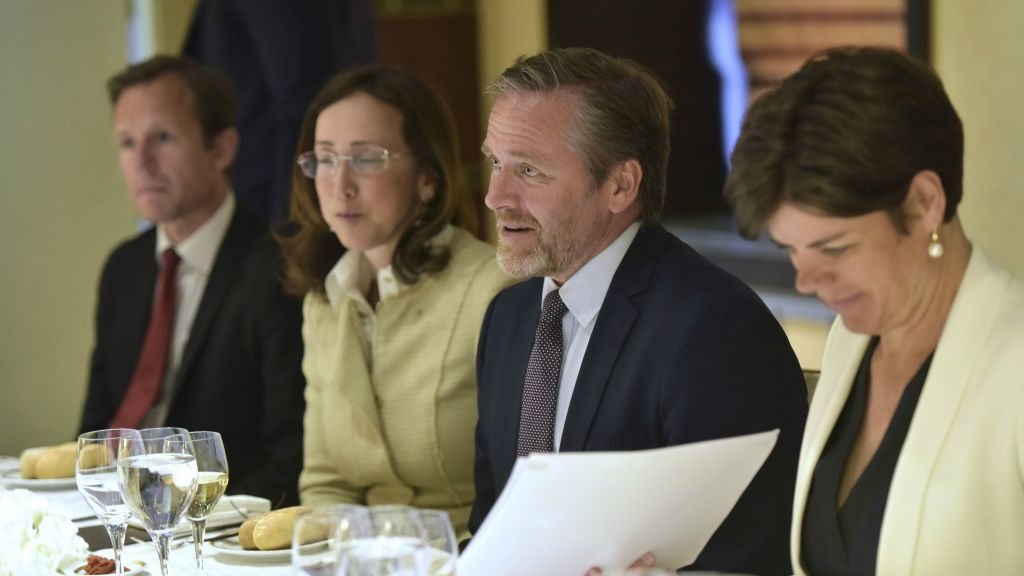 Denmark to build ties with tech firms