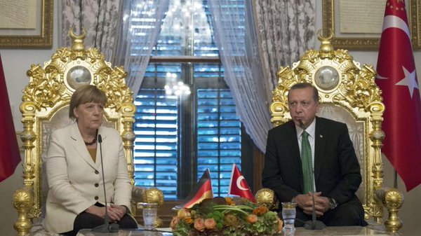 Germany and Turkey Are at a Breaking Point