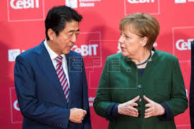 Japan, Germany sign deal to partner amid tensions with China