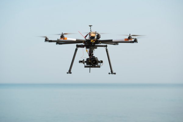 Denmark Inspects Ships With 'Sniffer Drone' Tech