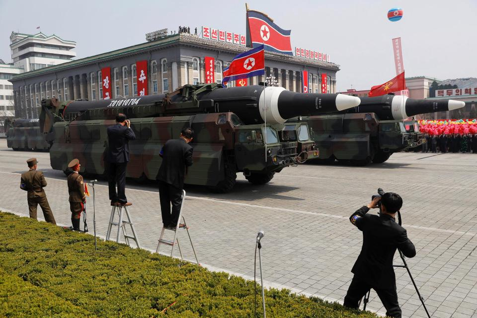 NORTH KOREA MISSILE TEST: U.S. SHOULD CONSIDER TALKS WITH KIM JONG-UN'S REGIME, SAYS NUCLEAR WEAPONS EXPERT