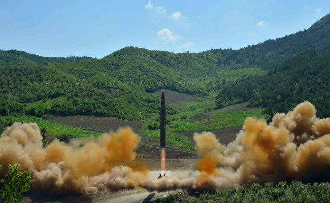 Russia, U.S. duel at U.N. over whether North Korea fired long-range missile