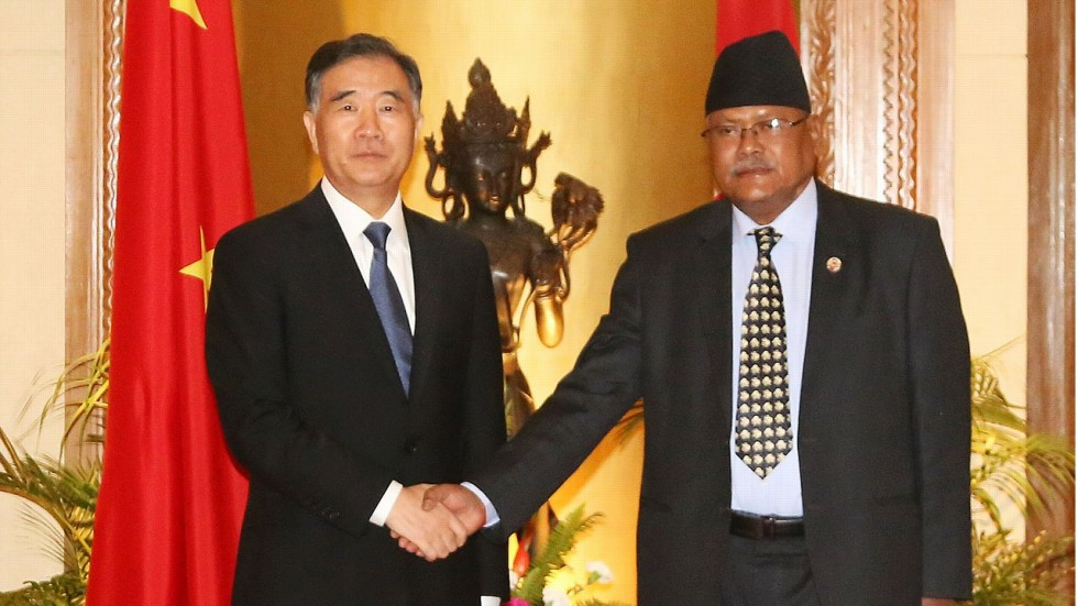 Beijing signs deals with Nepal amid China-India border clash