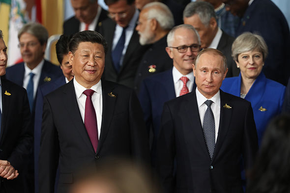 NORTH KOREA CRISIS: Russia and China will work together to 'OPPRESS' America