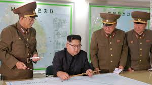 North Korea gives US a clear choice: Restraint or missile launches