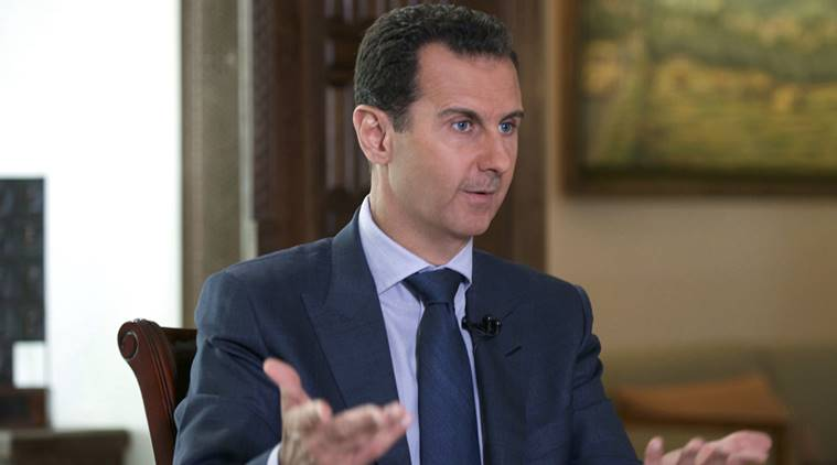 Syria: Bashar al-Assad rejects security cooperation with west