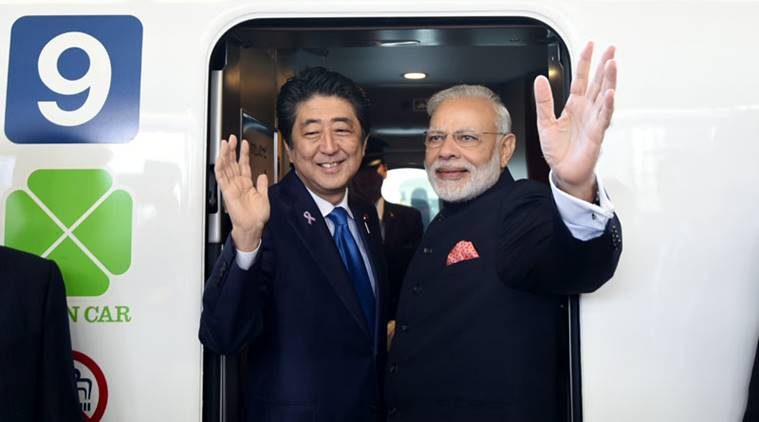 India And Japan Cannot Stop China