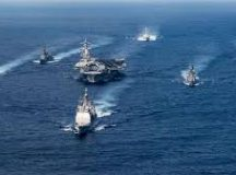 Japan, US conduct joint naval drill amid North Korea tensions