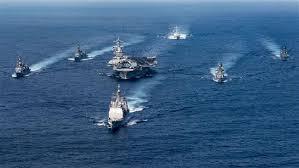 Japan, US conduct joint naval drill amid North Korea tensions