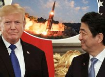 US-Japan arms deals will help counter North Korea threat, says Trump