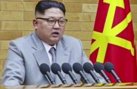 North Korea calls hotline to South Korea in major diplomatic move