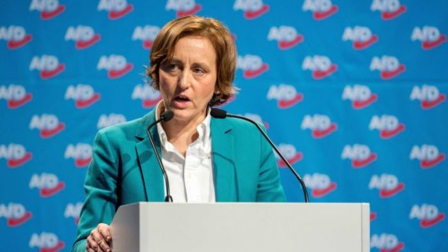 Far-right German MP slammed for anti-Muslim tweet