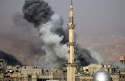 Syria: Government air raids intensify in Eastern Ghouta
