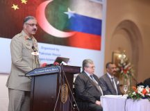 China, Pakistan and Russian Alliance is not against any country