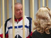 Retired colonel sentenced to 13 years in prison for spying MOSCOW, RUSSIA - MARCH 6, 2018: Pictured in this file image dated August 9, 2006, is retired colonel Sergei Skripal during a hearing at the Moscow District Court.