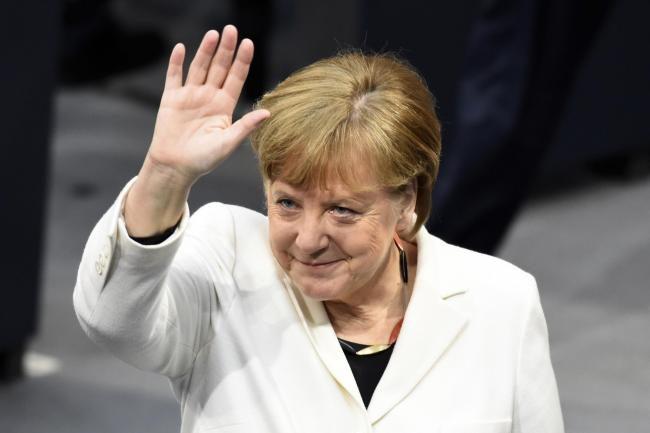Germany's Angela Merkel Begins 4th Term On Shaky Ground