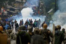 20 Dead After a Weekend of Violence in India-Controlled Kashmir