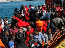 In solidarity, Germany to take in 50 migrants rescued in Med