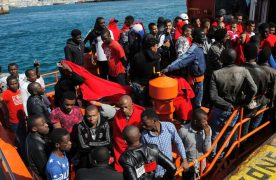 In solidarity, Germany to take in 50 migrants rescued in Med
