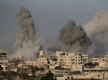 Surprise Isis attacks leave more than 200 dead in south-west Syria