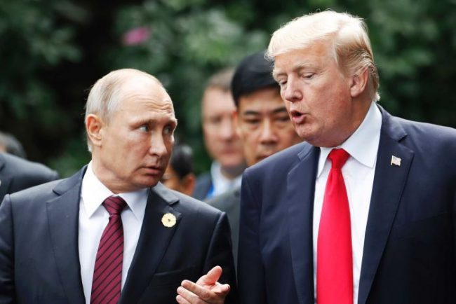 Trump and Putin's unholy alliance could lead to war with Iran