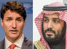 Saudi Arabia freezes Canada trade ties, recalls envoy