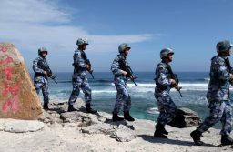 China's militarisation of South China Sea done in self-defence