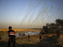 Israel Courts Catastrophe in Gaza Protests Image