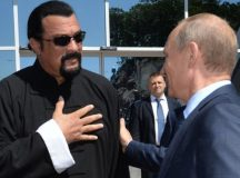 Russia appoints action film star Steven Seagal as US envoy