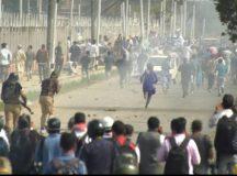 Kashmir protests: Violence mars Eid celebrations
