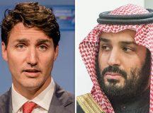 Saudi Arabia freezes Canada trade ties, recalls envoy